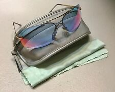 Genuine Christian Dior Unisex Sunglasses Mini Motard 50V W/Case Made In Italy