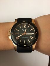 Men's Swiss Tradition Watch with Day/Date T102GKSK