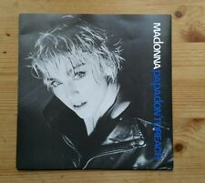 """""""Papa Don't Preach"""" (1986) by Madonna on 7"""" Vinyl"""