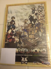 Utawarerumono DVD Box Set Funimation Rare Out Of Print New