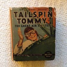 Tailspin Tommy - Big Little Book
