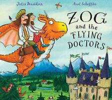 Zog and the Flying Doctors - Book by Julia Donaldson (Hardback, 2016)