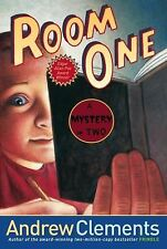 Room One : A Mystery or Two by Andrew Clements (2008, Paperback)