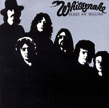 Whitesnake ‎– Ready An' Willing (Remastered) CD NEW