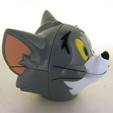 Rare Limited 1999 Warner Bros. Tom Cat Head 2x2 2x2x2 Magic Cube Twist Puzzle