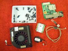 Dell Latitude E5400 Screws Fan WiFi Card DC-In Jack Board CMOS Battery #108-83