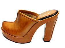 Guess by Marciano Clogs Caramel  Size 5.5  USA.