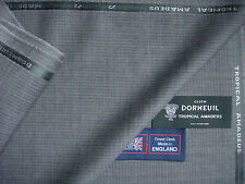 DORMEUIL 'TROPICAL AMADEUS' LUXURY WOOL SUITING FABRIC 3.6 m. - MADE IN ENGLAND