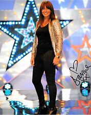 DAVINA McCALL SIGNED 10x8 PHOTO - Million Pound Drop