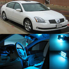Ice blue SMD Car Light Interior LED Package 13X for Nissan Maxima 2004-2008