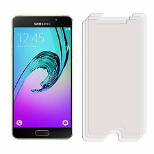 2 Pack Clear Front Anti Scratch Screen Cover For Samsung Galaxy A5 2016
