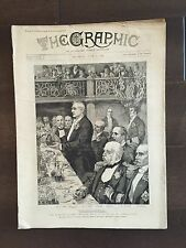 """""""THE GRAPHIC"""" (A Beautifully Illustrated British Weekly Newspaper)-June 2, 1889"""