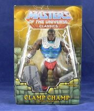 MOTUC Masters of the Universe Classics Clamp Champ New