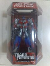Transformers Movie 1 Voyager Class Robo-vision Optimus Prime (MISB)