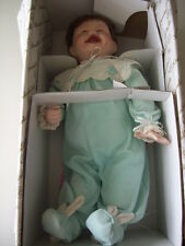 The Ashton Drake Galleries Little Patricia Porcelain Doll My First Tooth