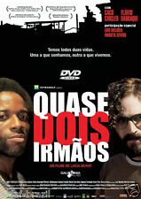 DVD Quase Dois Irmãos Irmaos [ Almost Brothers ] [Subtit English+French+Spanish]