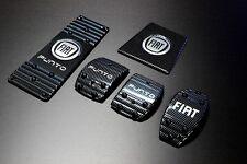 Conjunto Pedales Sportiva Fiat Grande Punto - Punto Evo Carbono
