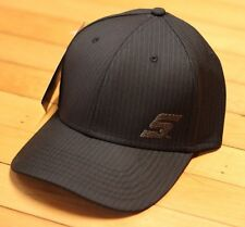*NEW* Snap On Tools Black baseball cap Hat Gear Threads Pinstripe FREE Shipping