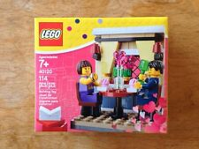 LEGO 40120 Valentine's Day 2015 Seasonal with Engagement Ring Retired