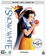New Snow White and the Seven Dwarfs (Blu-ray Disc, 2016)