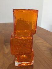 Whitefriars Tangerine PICCOLO VASO UBRIACO MURATORI