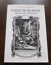 J. L Habersham Flight of an Angel Dreams Do Come True SIGNED by AUTHOR 2011 PB