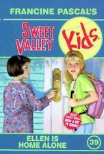 Ellen Is Home Alone (Sweet Valley Kids, No. 39), Pascal, Francine, Good Book