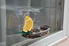 Birdfeeder Audubon Mixed Treat  Window Bird Feeder