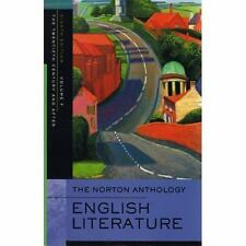 The Norton Anthology of English Literature, Volume F: The Twentieth Century and