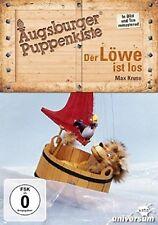 AUGSBURGER PUPPENKISTE - DER LÖWE IST LOS   DVD NEU