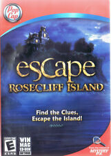 Escape Rosecliff Island (PC, 2009, Pop Cap Games)