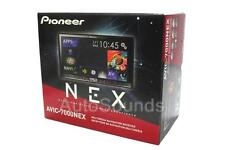 "Pioneer AVIC-7000NEX Double 2 DIN DVD Player 7"" GPS App Mode Bluetooth HD Radio"