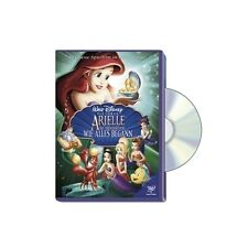 + DVD WALT DISNEY - ARIELLE 3 - DIE MEERJUNGFRAU - WIE ALLES BEGANN *** NEU ***