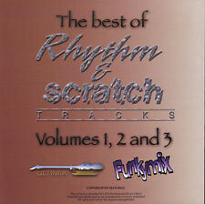 Best Of Rhythm & Scratch 1,2 & 3 Ultimix Records Various Scratch Tracks/Samples