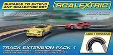 * Scalextric C8510 Track Extension Pack 1 - Racing Curve 1:32 Scale Accessory