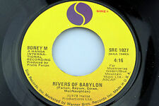 Boney M: Rivers of Babylon / Brown Girl in the Ring   [Unplayed Copy]
