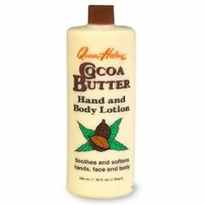 QUEEN HELENE Cocoa Butter Hand and Body Lotion 32 oz (Pack of 2)