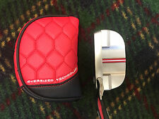 "2016 TaylorMade OS Monte Carlo 34"" Putter with SuperStroke Mid Slim 2.0 MINT!!"
