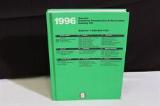 1996 Sweet's Industrial Construction & Renovation Catalog #8 to #16