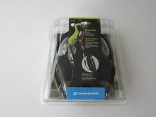Sennheiser HD 202 II DJ Headband Over The Ear Headphones - Black New New