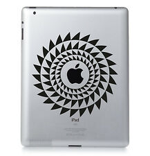 PATTERN #06 Apple iPad Mac Macbook Laptop Sticker Vinyl decal. Custom colour