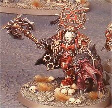 Warhammer Age of sigmar mastines Bloodbound Mighty Lord of mastines | caos