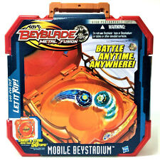 Takara Tomy Hasbro Beyblade Metal Fusion Burst Battle Mobile Beystadium Kid Gift