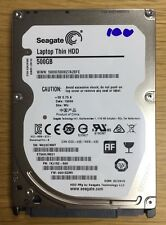 "Seagate ST500LM021 7200 RPM Hard Drive 2.5"" 500GB Used / Guaranteed"