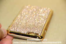 Hot Sale Bling Austria Diamond Crystal Diamond Case Cover For iPhone 6 Gold