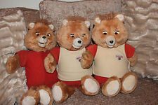 Teddy Ruxpin Animated Teddy Bear - Only 1 Bear for Sale (Not His Brothers)