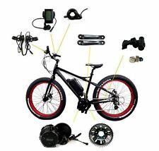 BBSHD 48V 1000W Ebike Electric bicycle Motor 8fun mid drive conversion kit C965