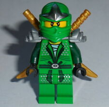 NINJAGO Lego Lloyd ZX The Movie Ninja w/katana's NEW Genuine LEGO 708015 #10