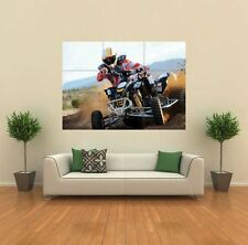 PRO ATV QUAD BIKE NEW GIANT LARGE ART PRINT POSTER PICTURE WALL X1393