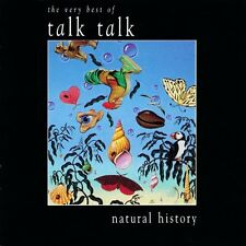 Talk Talk ‎CD Natural History (The Very Best Of Talk Talk) - England (EX/EX+)